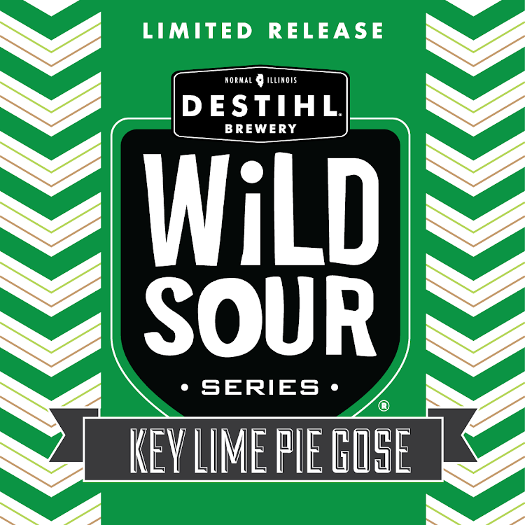 Logo of DESTIHL Wild Sour Series: Key Lime Pie Gose