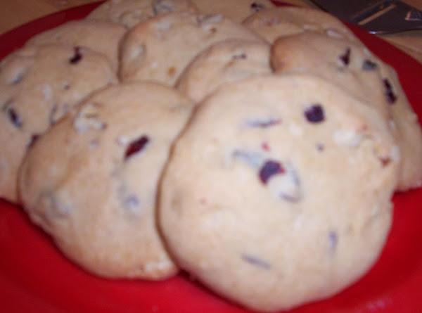 Cape Cod Cranberry Cookies Recipe