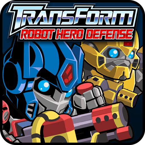 Transform Robot Defense Hero Fighter (game)