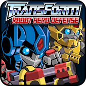 Transform Robot Defense Hero Fighter