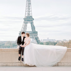 Wedding photographer Eugenia Ziginova (evgeniaziginova). Photo of 18.01.2019