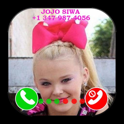 Fake call jojo siwa