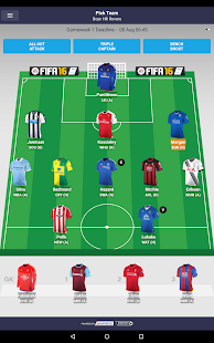 Fantasy Premier League 2015/16 v1.1