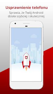McAfee Mobile Security: antywirus i optymalizacja Screenshot