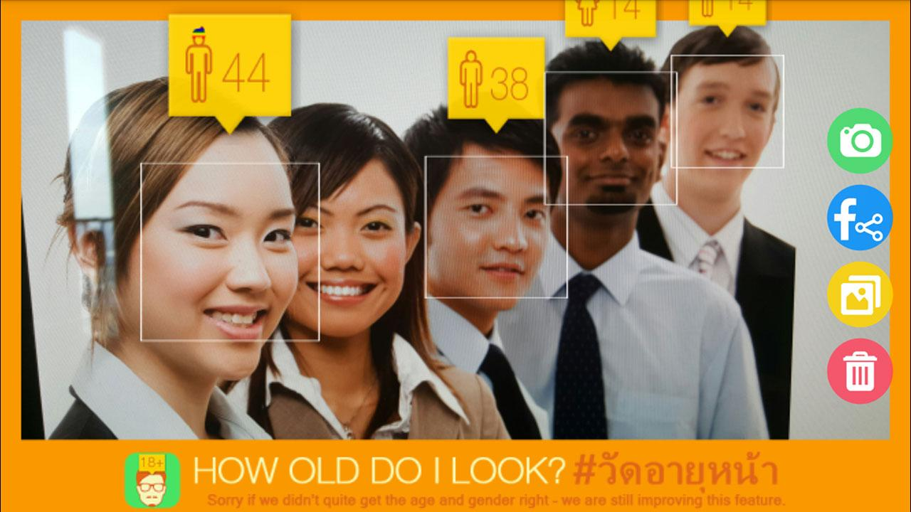 How Old Do I Look Camera Apl Android Di Google Play