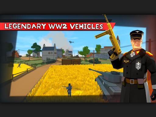 Raidfield 2 - Online WW2 Shooter apkpoly screenshots 8