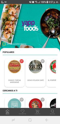 Yapp Store screenshot 4