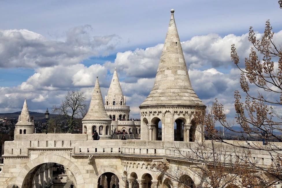 Baszta Rybacka, Budapeszt