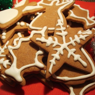 German Gingerbread Cookies