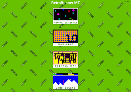 RetroRunner MZ- screenshot thumbnail