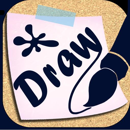 ノートに描く - カラーノート 工具 App LOGO-APP試玩