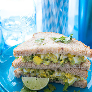 Egg Salad Sandwiches Without Mayo Recipes.