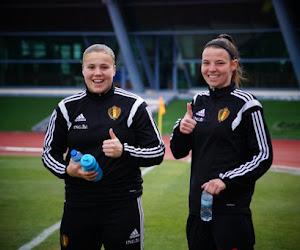 A la loupe: les gardiennes belges