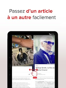 L'Express Styles : mode people Screenshot