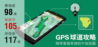 Golface - Golf GPS & Scoring