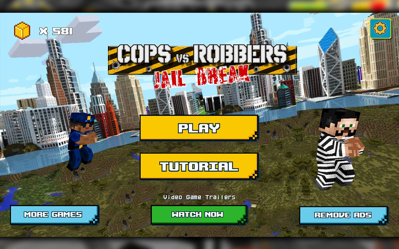 Cops And Robbers Game Free Play