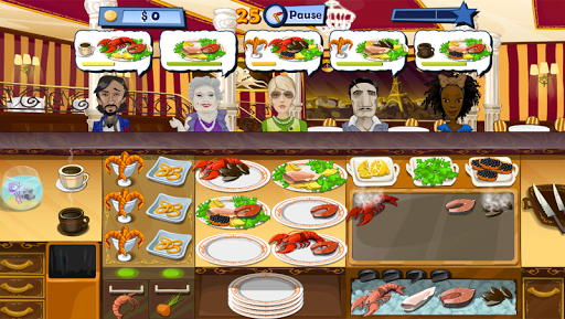 Happy Chef 2 screenshot 2