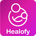 Indian Pregnancy & Parenting Tips,The healofy App Icon
