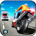 Highway Bike Traffic Moto Racer 2020 icon
