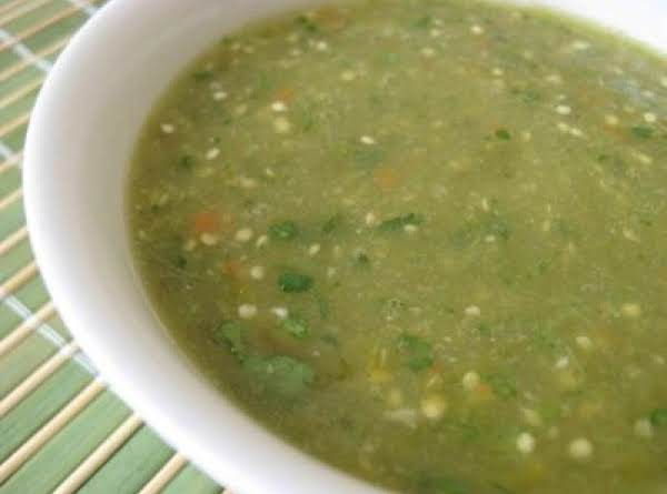 Tangy Tomatillo Sauce Recipe