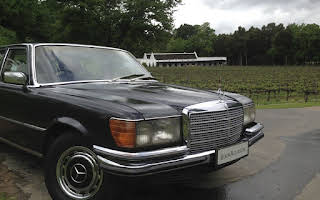 Mercedes-Benz W116 280se Rent Western Cape
