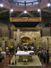 Photo: Basilique de Nazareth (emplacement de la maison de la Ste famille)