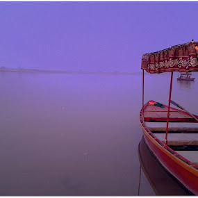 sea-shore by Shafaly Sharma - Nature Up Close Water ( water, boats, places, travel )