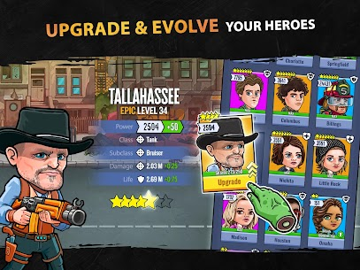Zombieland: AFK Survival MOD APK [Unlimited Money + Mod Menu] 9