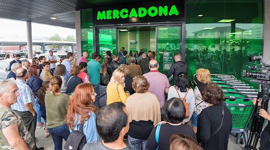 Mercadona, el supermercado preferido en la segunda semana de confinamiento