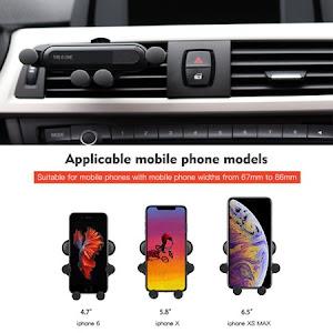 Suport auto universal pentru telefoane Ultra Slim