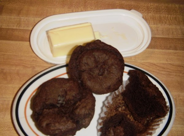 No Egg Easy Chocolate Muffins Recipe