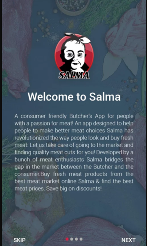 Salma- screenshot