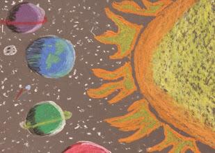 Photo: Planets Grade 3