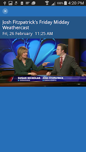 WSAZ Weather – WSAZ is proud to announce a full featured