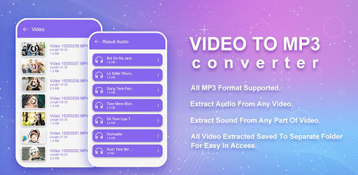 Video To MP3 : Video To Audio Converter – Apps on Google