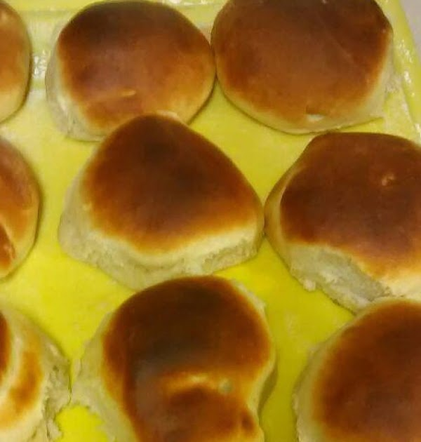 Quick & Easy Hamburger Buns Recipe