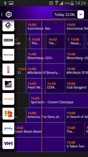 TV Guide TIVIKO - EU 2.4.0 screenshots 4