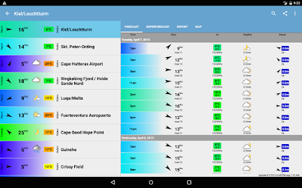 Windfinder Pro Screenshot 10