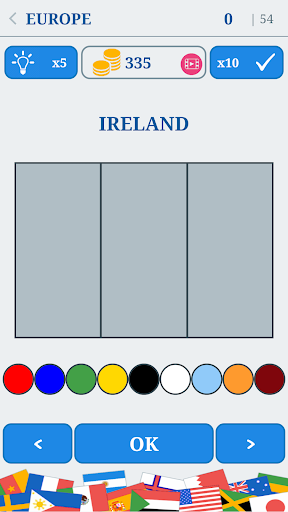 The Flags of the World u2013 Nations Geo Flags Quiz 4.9 screenshots 18