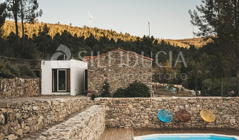 Hôtel particulier avec jardin Moimenta da Beira
