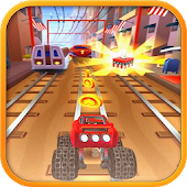 Blaze Race Adventure Game