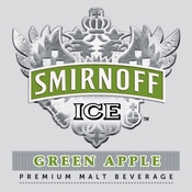 Logo of Smirnoff Green Apple