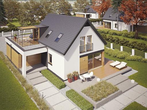 projekt E13 G1 Energo Plus