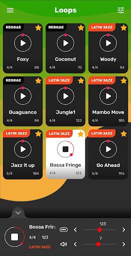 Drum Loops Reggae screenshot 13