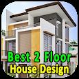 Best Two-Floor House Design