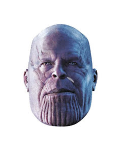Pappmask, Thanos