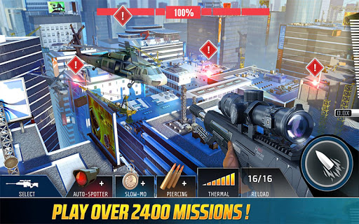 Kill Shot Bravo: Free 3D Shooting Sniper Game screenshot 1