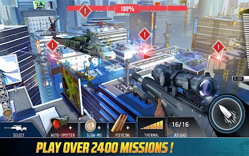 Kill Shot Bravo: Free 3D Shooting Sniper Game Screenshot
