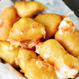 Baked Cheese Curds Recipes