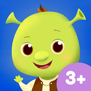 App Icon for DreamWorks Friends App in Czech Republic Google Play Store